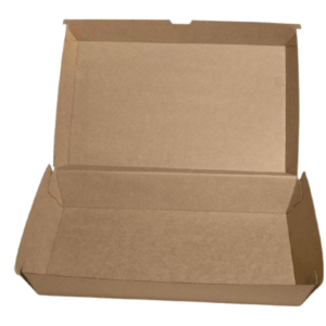 PAPER CLAMSHELL